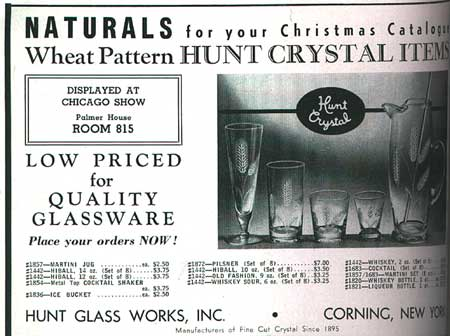 iAntique.com - Listing Profile - Glass Etch & Pattern Gallery